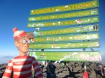 26/10/2013 – Tanzanie, Kilimandjaro : Charlie a vaincu !
