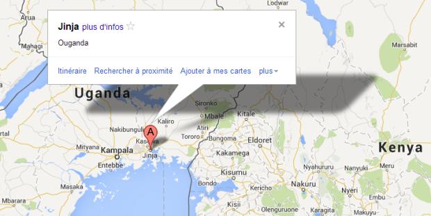 Map Jinja