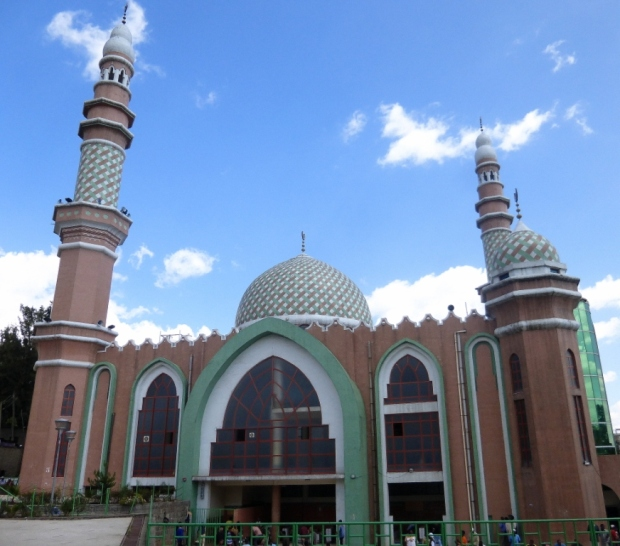 Mosquée Benin