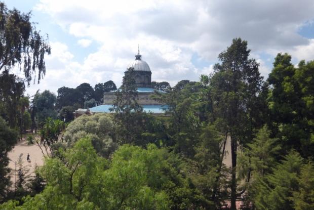 Vue de la Cathédrale St George