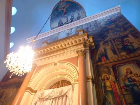 Intérieur de la Cathédrale St George