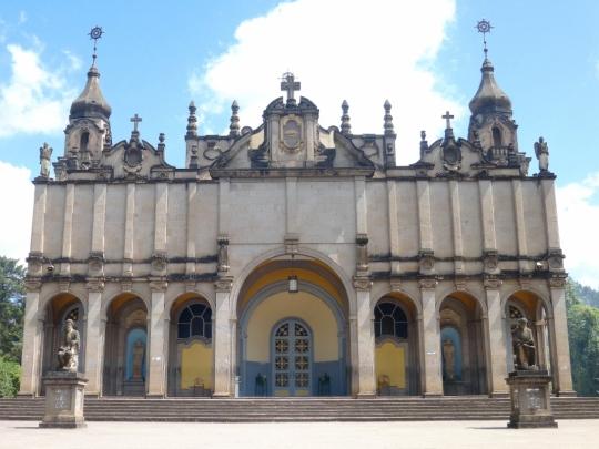 Cathédrale de la St Trinité