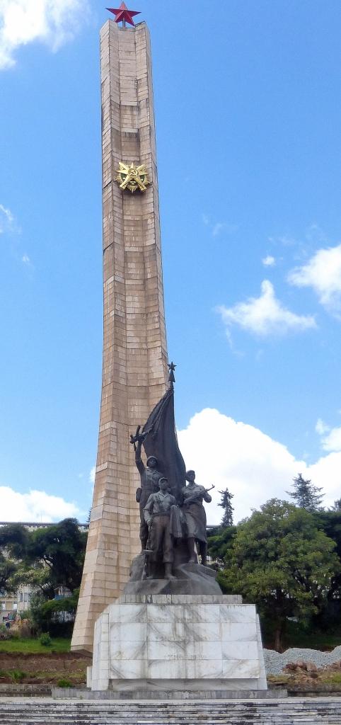 Derg monument