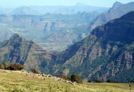 Simien Mountains - Day 1 (2)