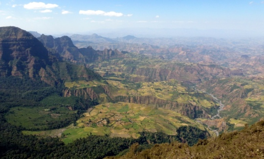 Simien Mountains - Day 1 (8)