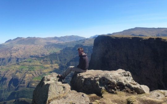Simien Mountains - Day 3 (16)