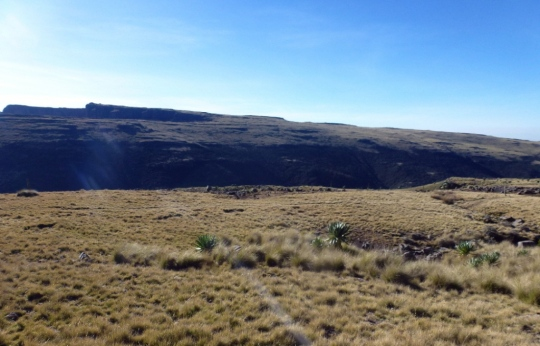 Simien Mountains - Day 3 (2)