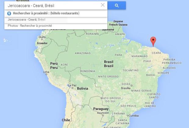 Map Jeri