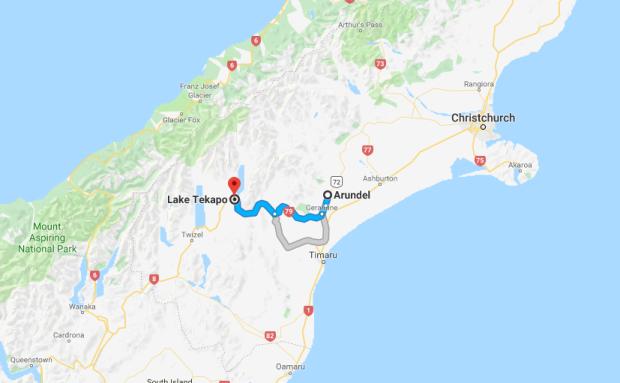 Arundel - Tekapo