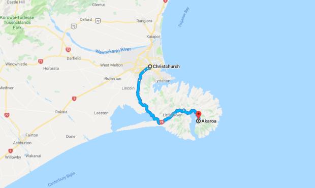 Christchurch - Akaora