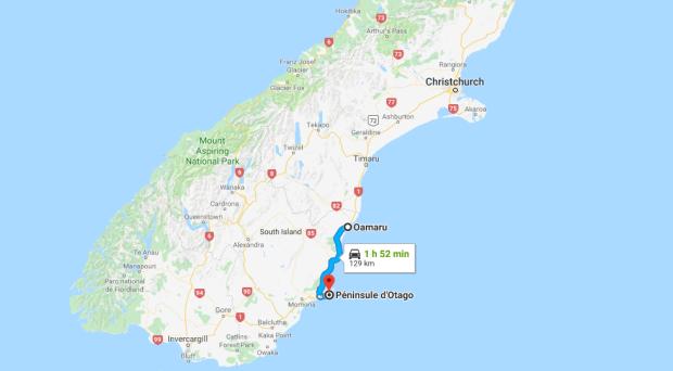 Oamaru - Otago